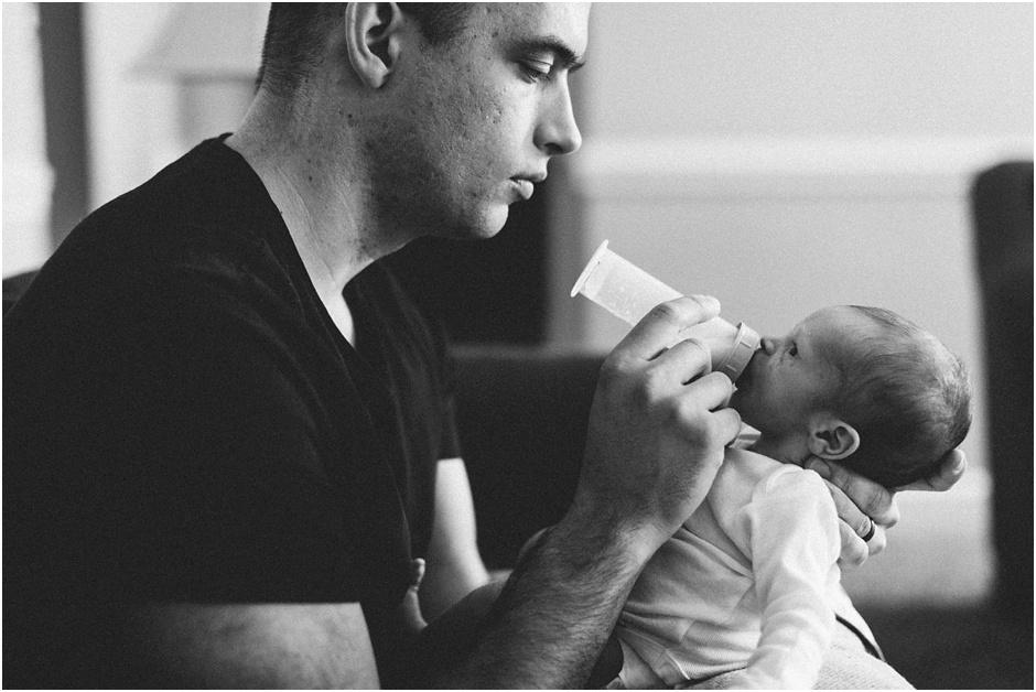 Lifestyle Newborn Session | Amore Vita Photography_0036
