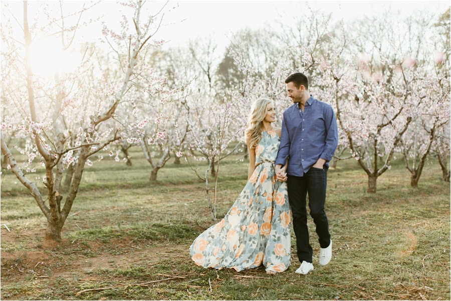 Peach Orchard Engagement Session | Amore Vita Photography_0010.jpg