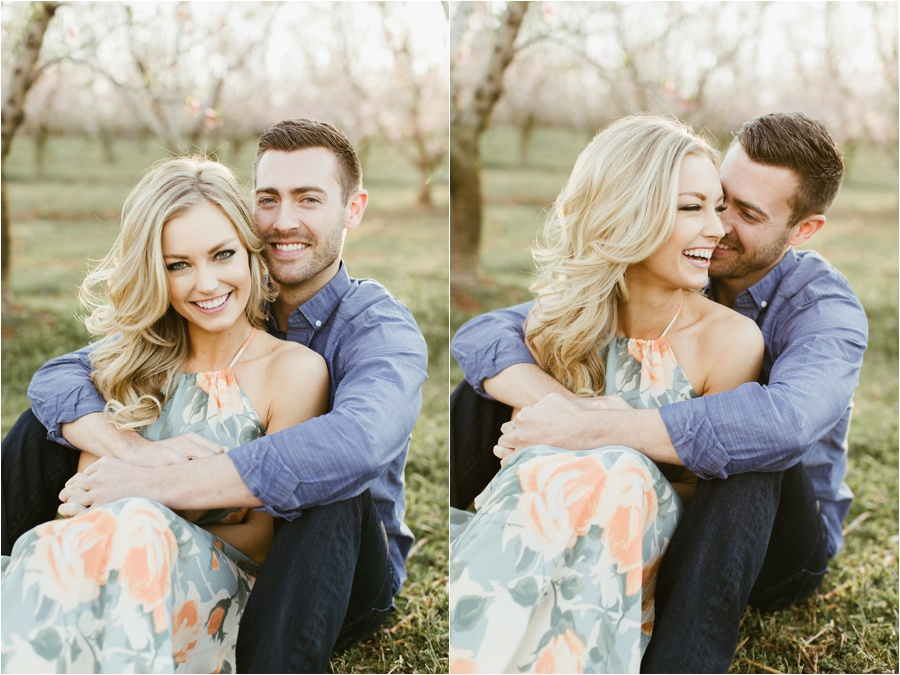 Peach Orchard Engagement Session | Amore Vita Photography_0013.jpg