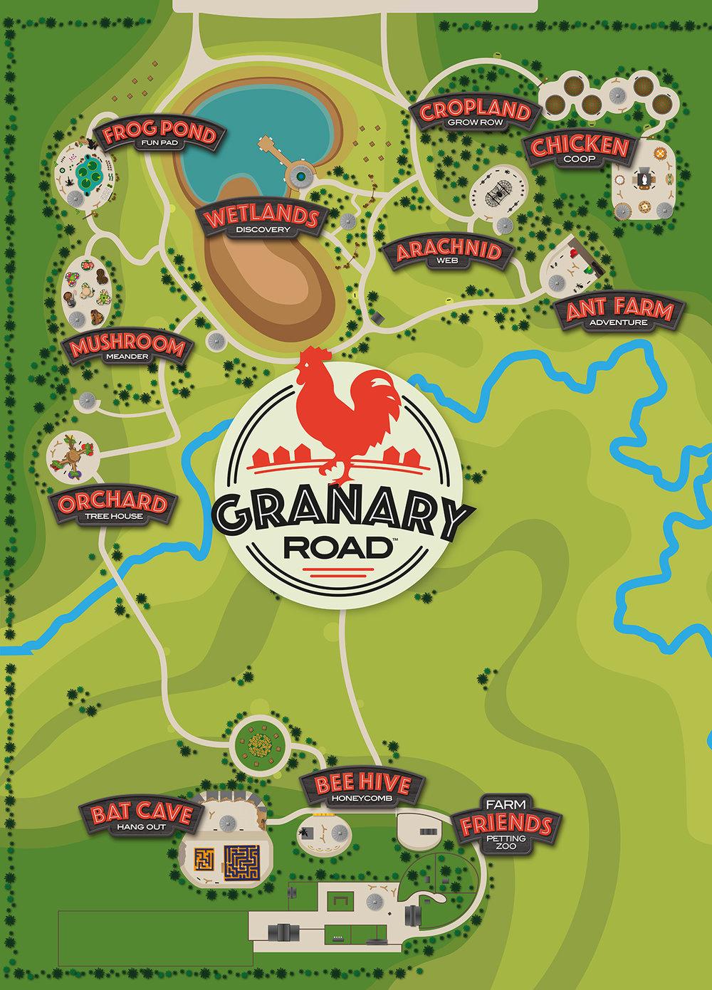 active learning park u2014 granary road