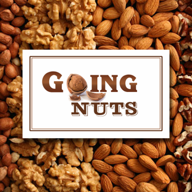 Going Nuts - Delicious and Unique Flavored Nuts