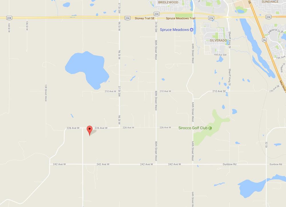 Granary Road Google Map.jpg