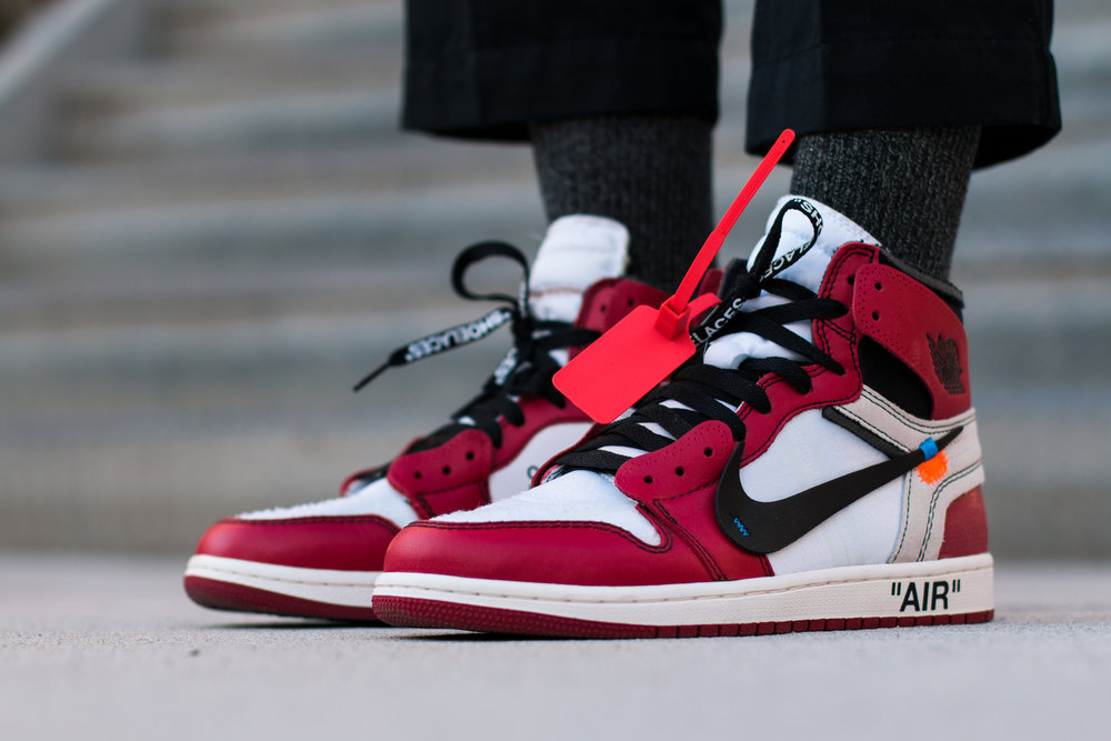 c1a36ac5d9be I was thrilled to get my hands on a pair of the OFF-WHITE x Nike Jordan 1s