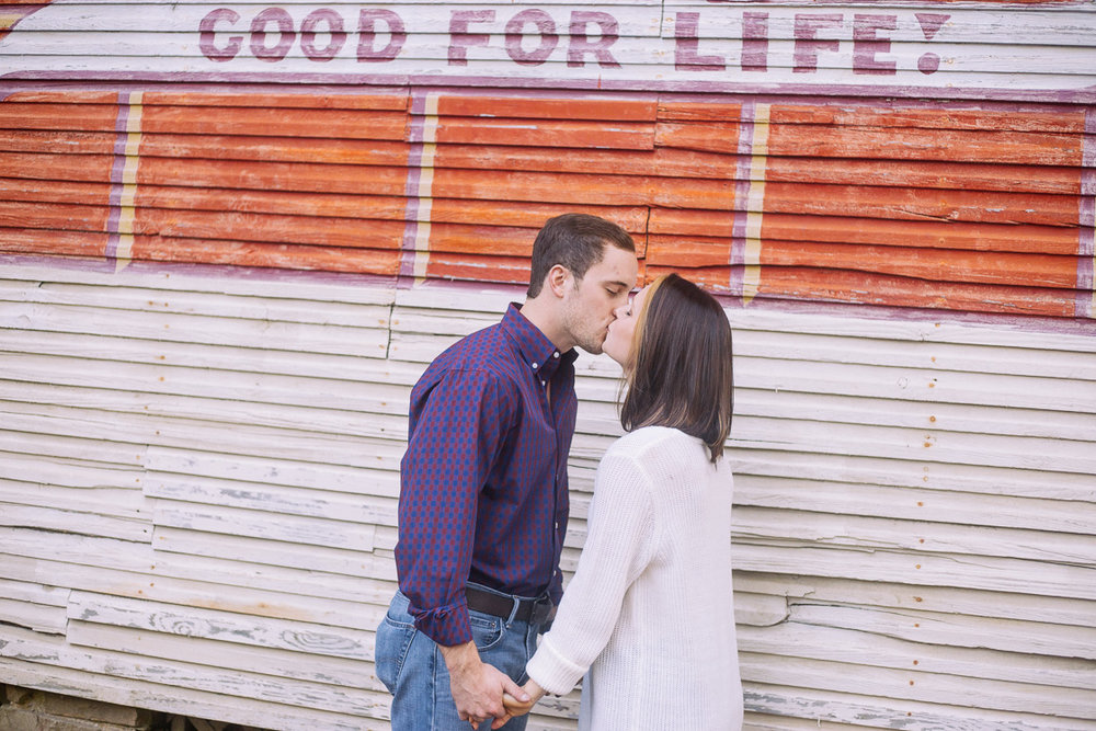 Birmingham, Alabama Engagement Photography from DSmithImages