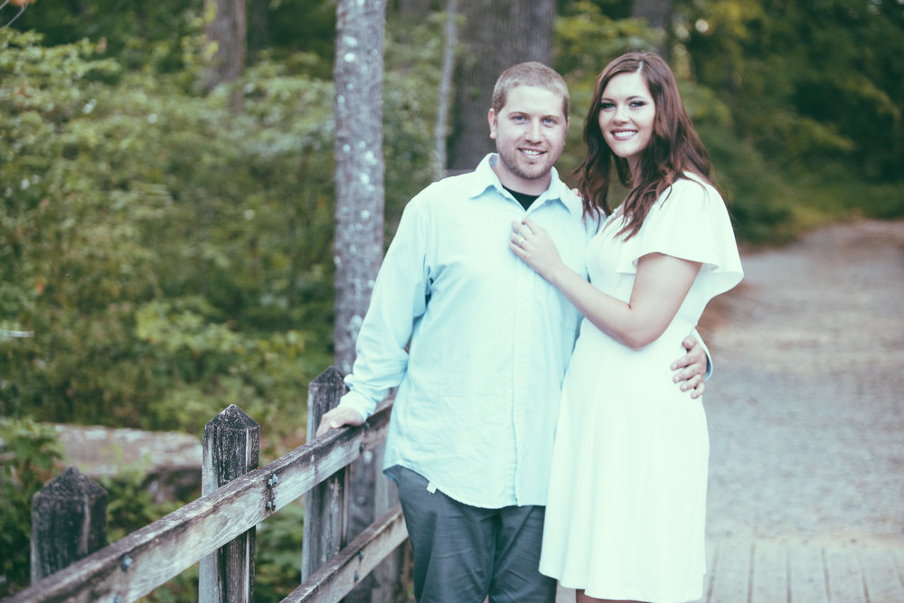 Birmingham Botanical Gardens engagement photography in Birmingham, Alabama by David A. Smith of DSmithImages Wedding Photography, Portraits, and Events