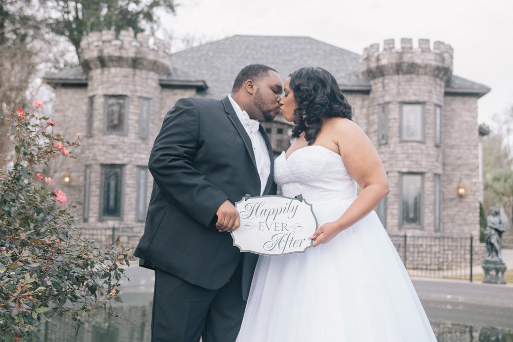 Brittany And Artravius Wedding Photography