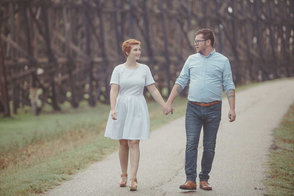 Engagement photography in the Northport and Tuscaloosa, Alabama by David A. Smith/DSmithImages of Birmingham