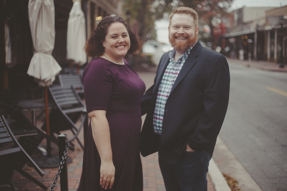 Atlanta, Georgia engagement photography in the Roswell, Georgia community by David A. Smith of DSmithImages Wedding Photography, Portraits, and Events in the Birmingham, Alabama area.