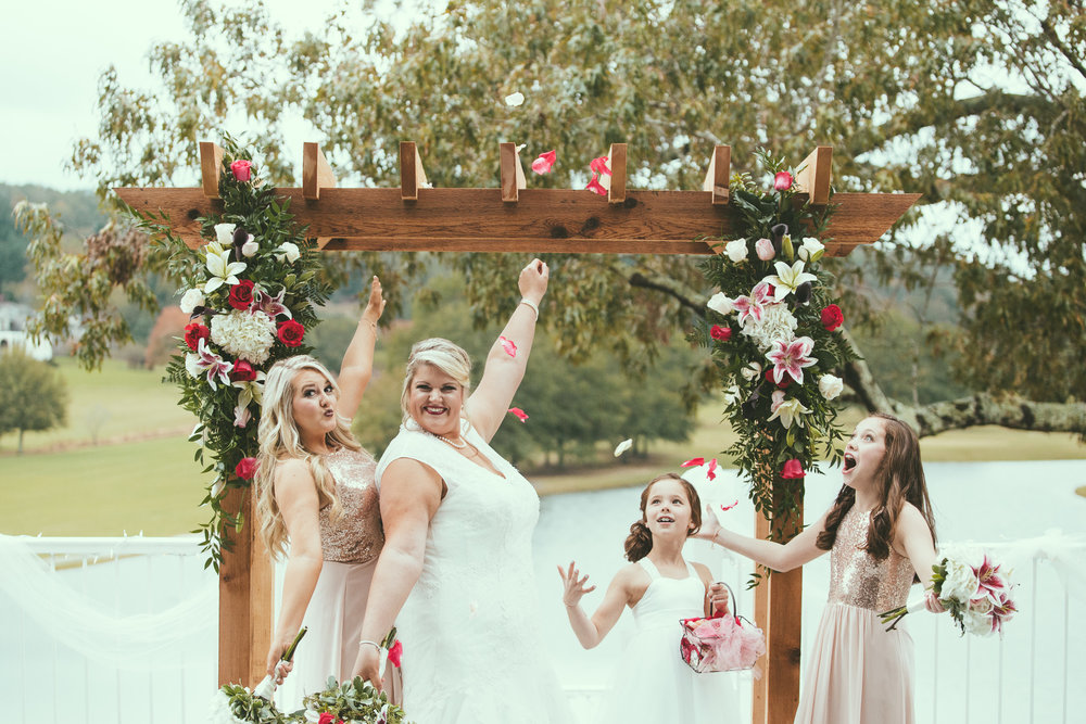 Wedding photography at Heritage Golf Course in Oneonta, Alabama by David A. Smith of DSmithImages Wedding Photography, Portraits, and Events in Birmingham, Alabama