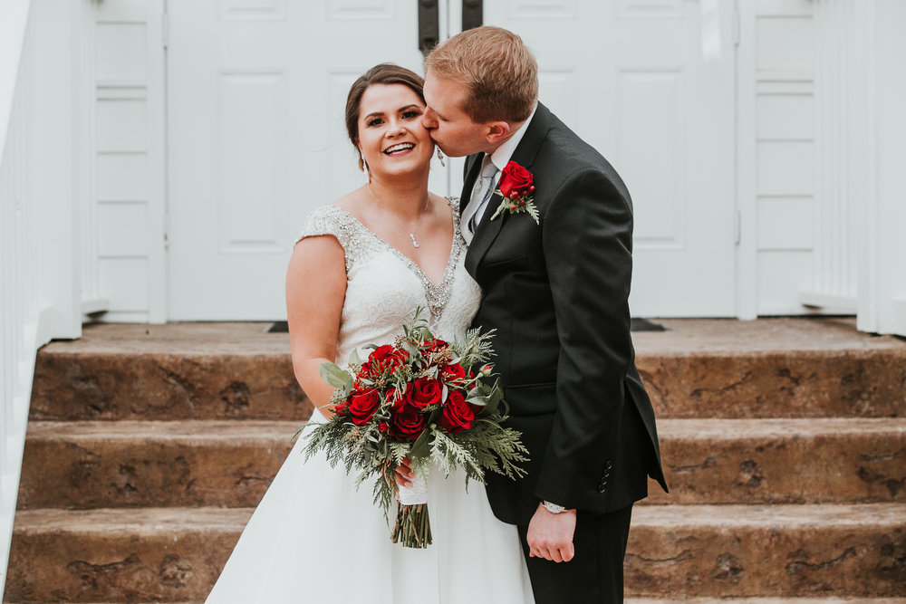 Wedding photography at Christ Church in Odenville, Alabama by David A. Smith of DSmithImages Wedding Photography, Portraits, and Events in the Birmingham, Alabama area