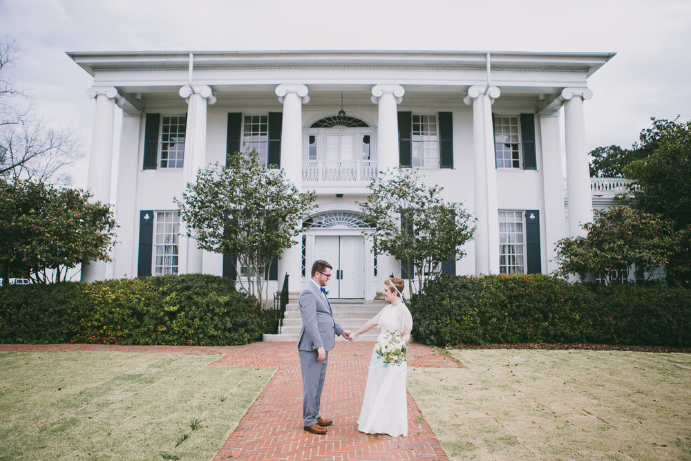 A sneak preview of wedding photography at The University Club in Tuscaloosa, Alabama by David A. Smith of DSmithImages Wedding Photography, Portraits, and Events in Birmingham, Alabama
