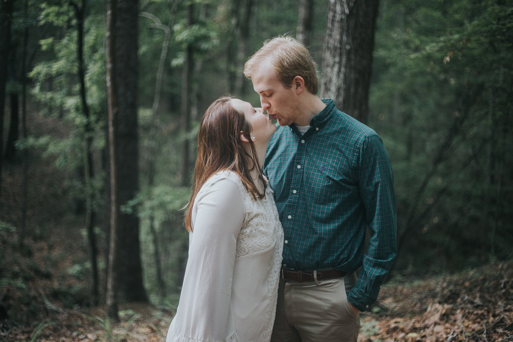 Alabama engagement photography at Oak Mountain State Park in Pelham, Alabama by David A. Smith of DSmithImages Wedding Photography, Portraits, and Events in the Birmingham, Alabama area