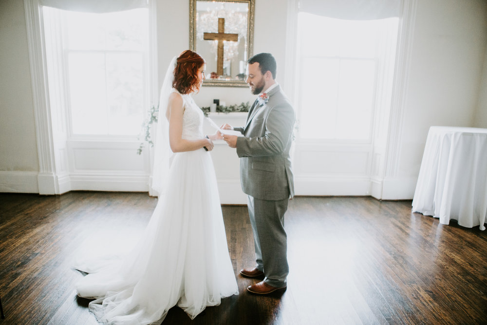 Tuscaloosa, Alabama wedding photography at The Drish House on June 2nd, 2018 by David A. Smith of DSmithImages Wedding Photography, Portraits, and Events in the Birmingham, Alabama area