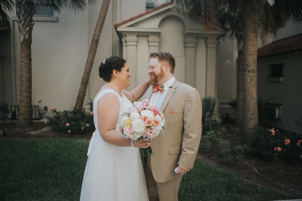 Florida wedding photography in St. Augustine by David A. Smith of DSmithImages Wedding Photography, Portraits, and Events in Birmingham, Alabama