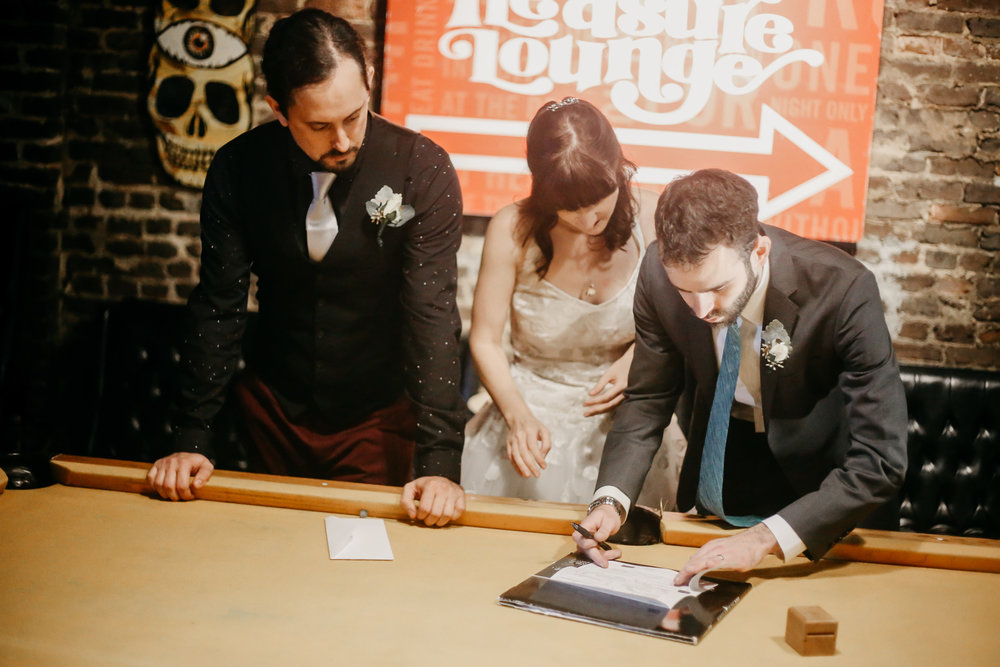 Saturn Birmingham wedding photography in Birmingham, Alabama on November 3rd, 2018 by David A. Smith of DSmithImages Wedding Photography, Portraits, and Events