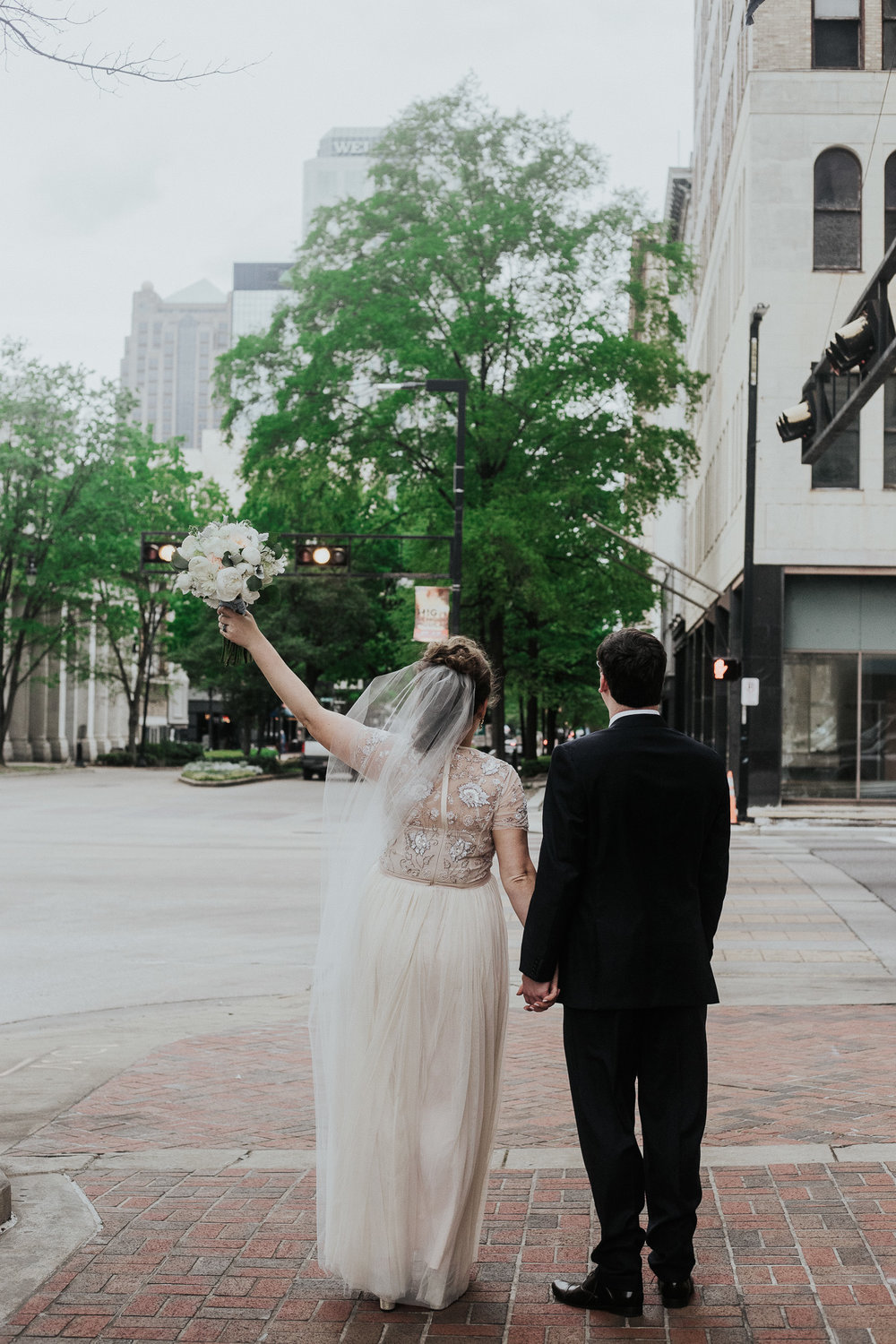 Birmingham, Alabama wedding photography at the Elyton Hotel, In the Making, and Galley and Garden by David A. Smith of DSmithImages Wedding Photography, Portraits, and Events, a Birmingham, Alabama wedding photographer