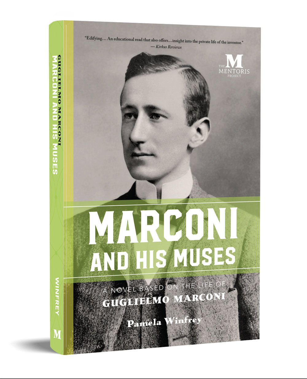 """Edifying… An educational read that also offers…insight into the private life of the inventor."" — Kirkus Reviews"
