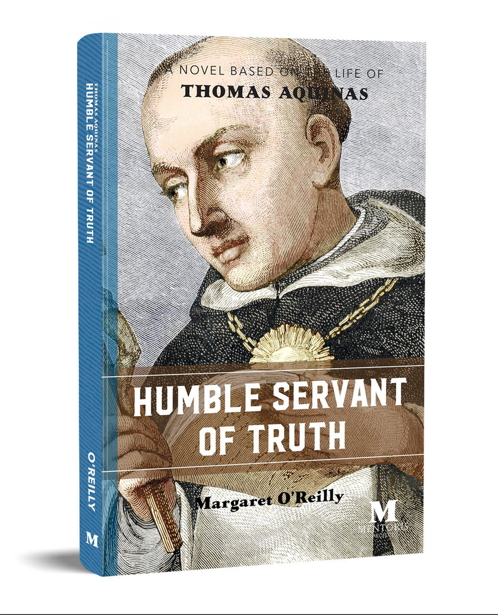 """This concise  but well-researched life of St. Thomas Aquinas, the great medieval theologian and saint, will surprise, delight, and inspire. The author ... not only captures the essentials of Thomas's upbringing, life, and career but also succeeds in bringing to the fore those aspects of Thomas's learning and sanctity that will speak to the minds and hearts of the modern readers for whom this book is intended. Italian-Americans and others of Italian descent will find ... an inspirational account of one of the greatest heroes ever to come from Italy, whose life even today continues to exercise influence around the world. Students and learners of all ages will especially find ... a call to emulate his virtues and way of life."" --Dr. Mark J. Clark, Associate Dean for Undergraduate Studies, The School of Theology and Religious Studies, The Catholic University of America"