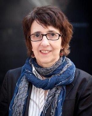 Author Cynthia Cooper -