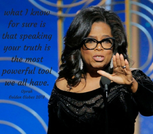 what I know for sure is that speaking your truth is the most powerful tool we all have..jpg