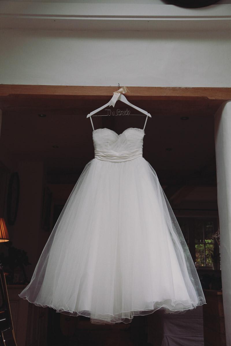 Fairy Gothmother Princess Wedding Dress - UK Alternative Wedding Photography Chloe Lee Photo
