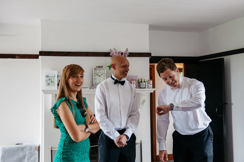 Groom Prep Photography - Do We Need a Second Shooter