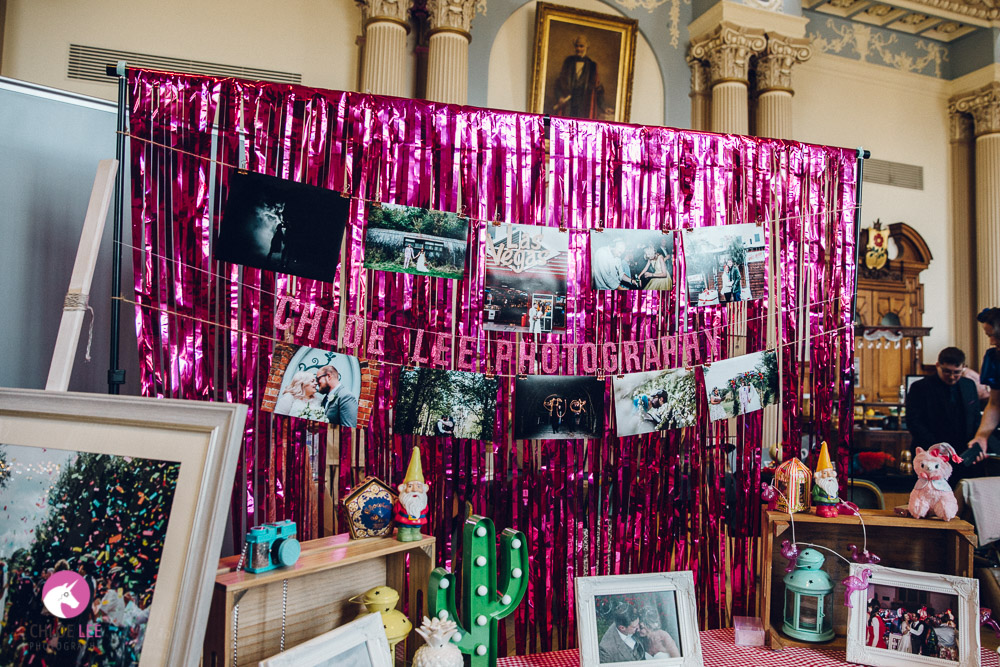 Alternative Wedding Photography Essex - Colchester Town Hall Wedding Fair