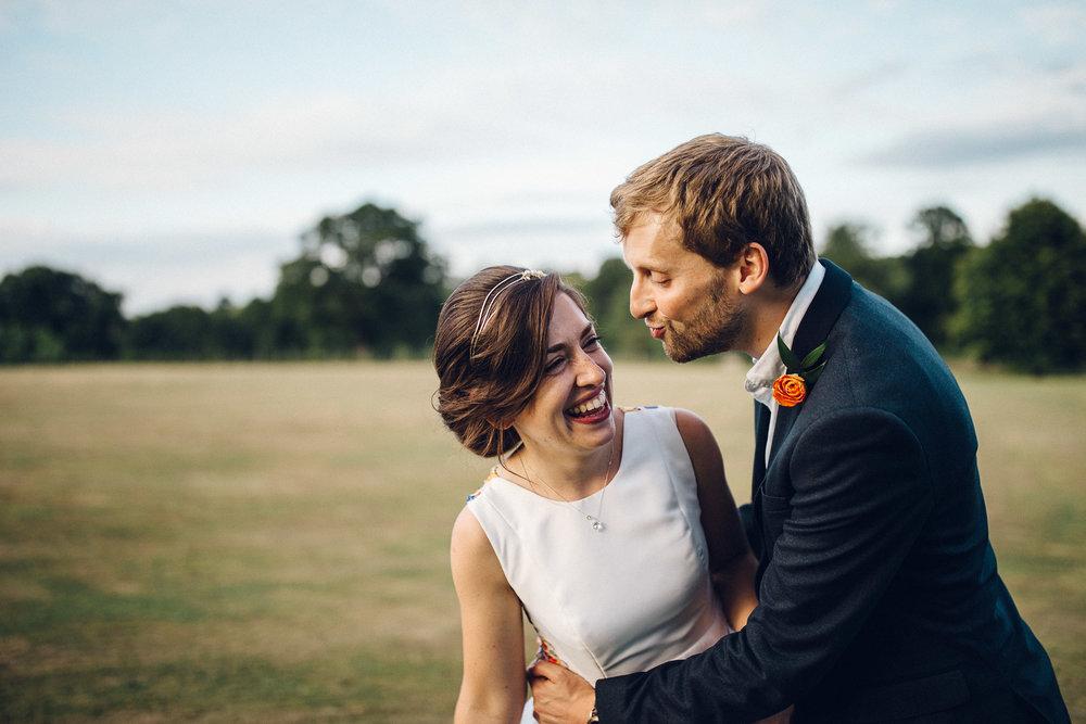 Goldaming Village Hall Wedding Photography - Alternative Wedding Photography