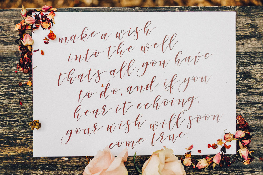Wonderland Invites Disney Stationary  - Alternative Essex Wedding Photographer