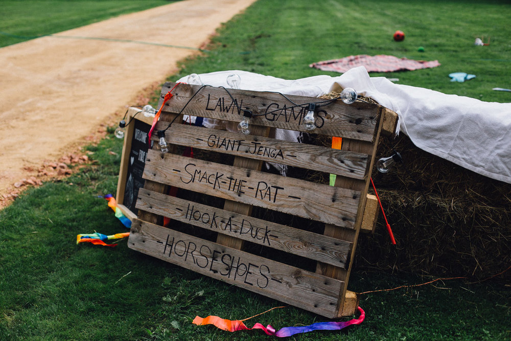 Wooden Pallet Rustic Wedding Time Sign