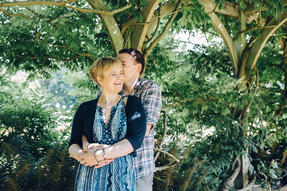Hylands Park Engagement shoot - Chloe Lee Photo