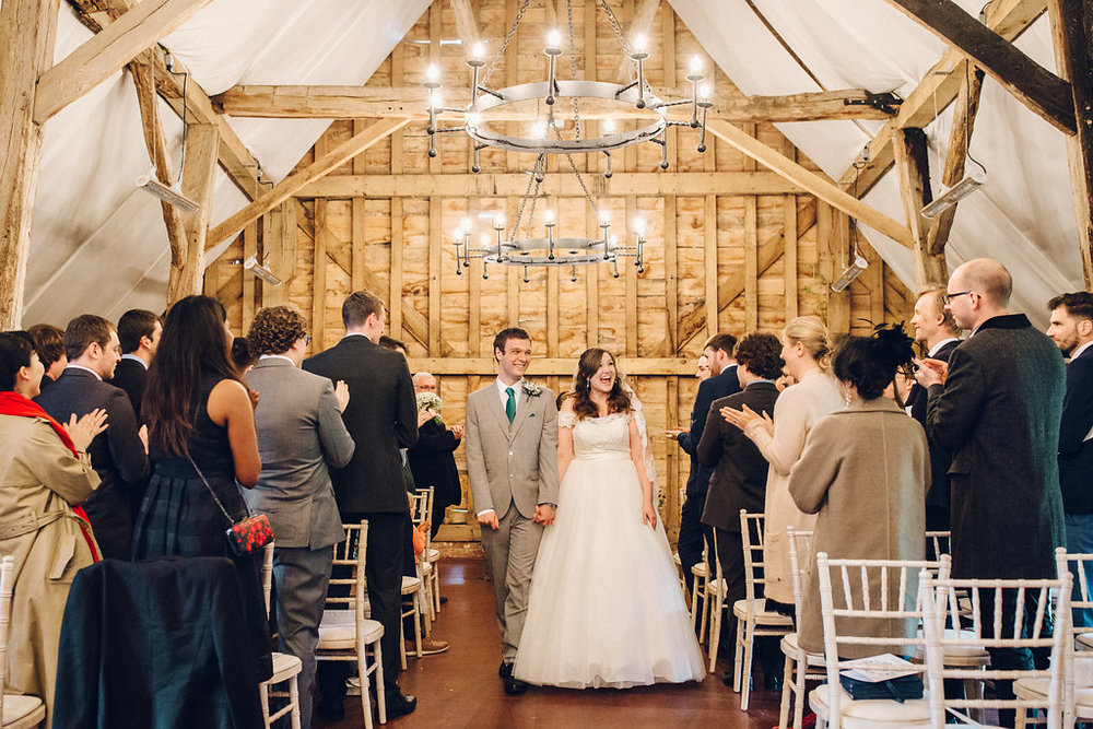 Colville Hall, Chelmsford Essex - Barn Wedding Essex