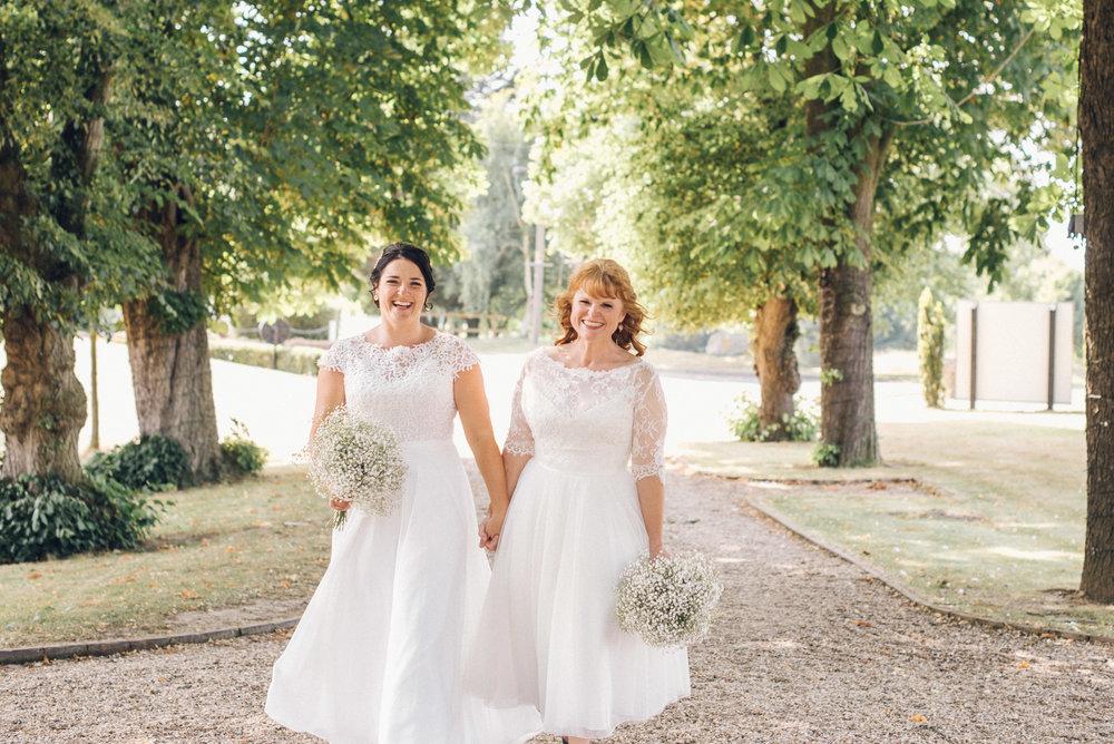 Lesbian Wedding Photo ideas