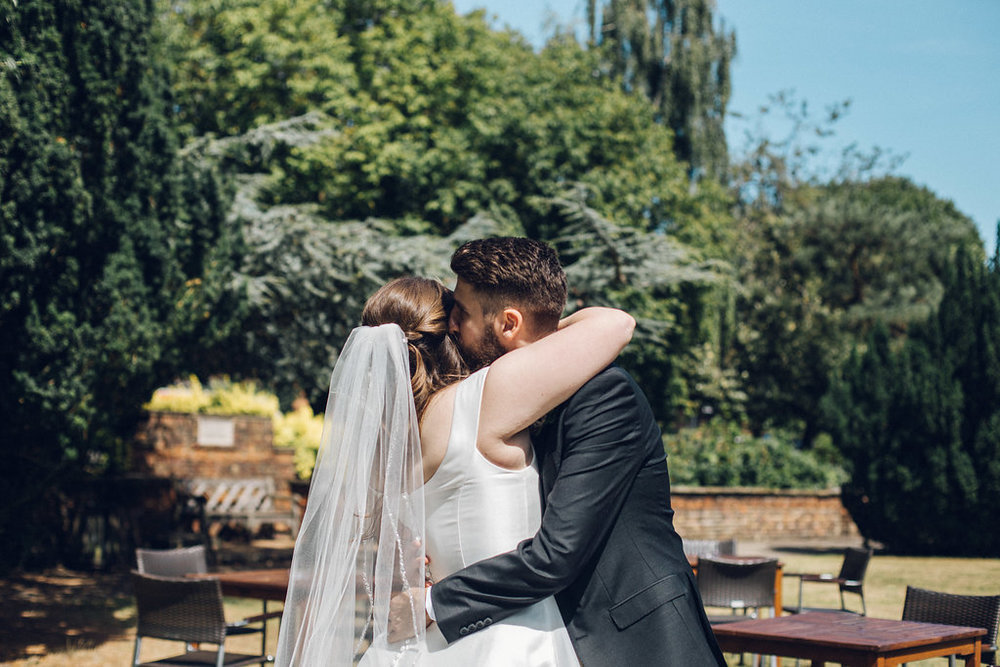Relaxed Wedding Photography Tudor Barn Eltham