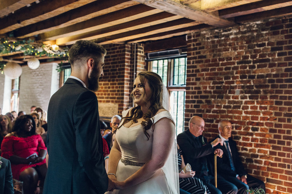 Alternative Wedding Tudor Barn Eltham