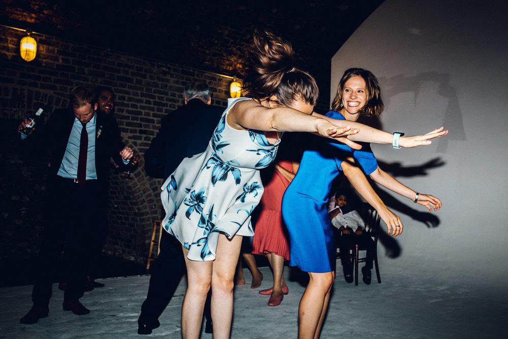 Fun Hackney Wedding at Provision Studios London
