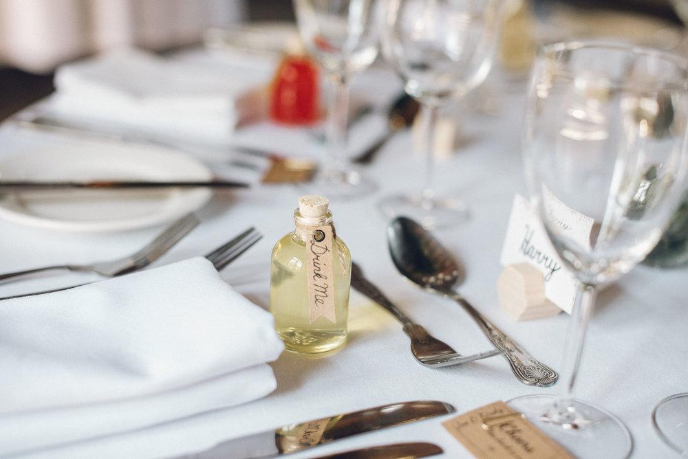 Purse Friendly DIY Wedding Favours