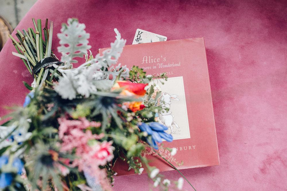 Alice in Wonderland Disney Inspired Shoot at Marleybrook House Canterbury Alternative Kent Wedding Photography