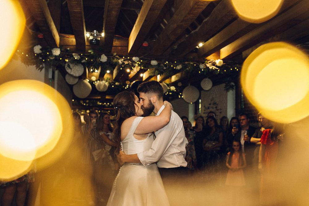 Alternative First Dance Song Ideas Tudor Barn Wedding Indie Rock