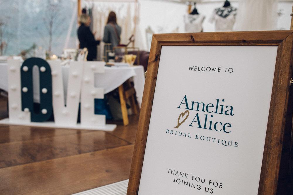 Supplier:   Amelia & Alice