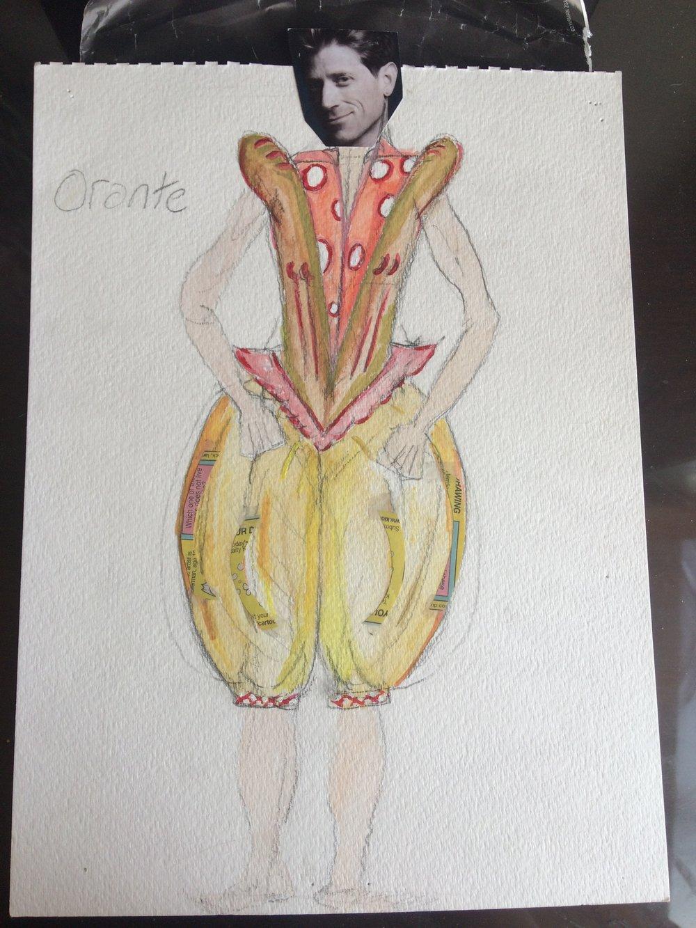 The Misanthrope- Oronte