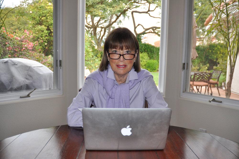 Barbara Greenleaf, founder