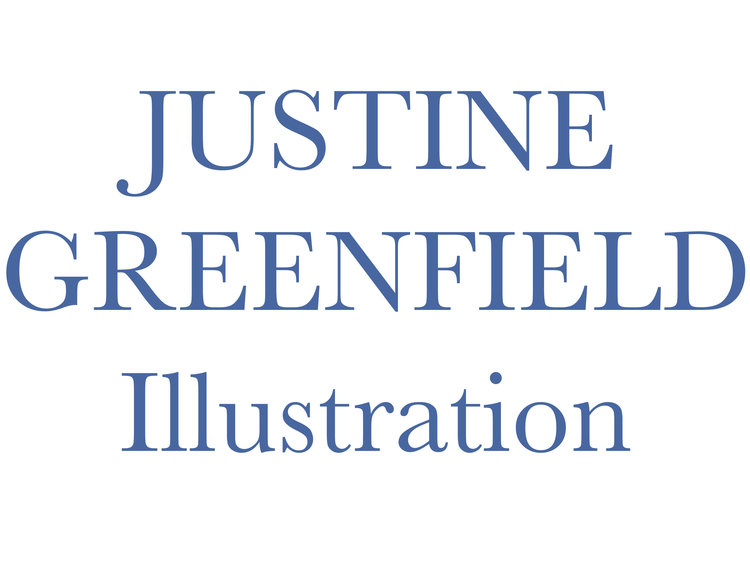 JUSTINE GREENFIELD Illustration
