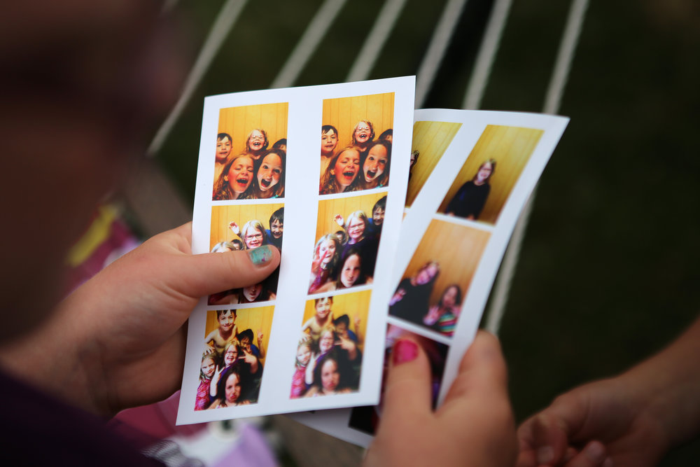 Add-Ons Add To The Fun - Why not add a photo book signed by all your guests, or even instant photo printing to create custom party favors on the spot?