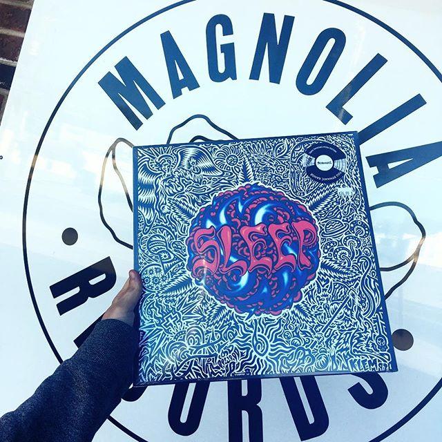 • Sleep's Holy Mountain, Sleep • Earache Records, 1993/2017 rerelease • (Playing at @themillandmine this summer! ✔️)