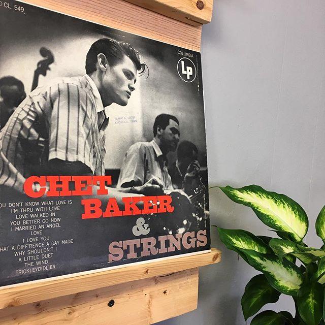 • Chet Baker & Strings, Chet Baker • Columbia Records, 1954 •