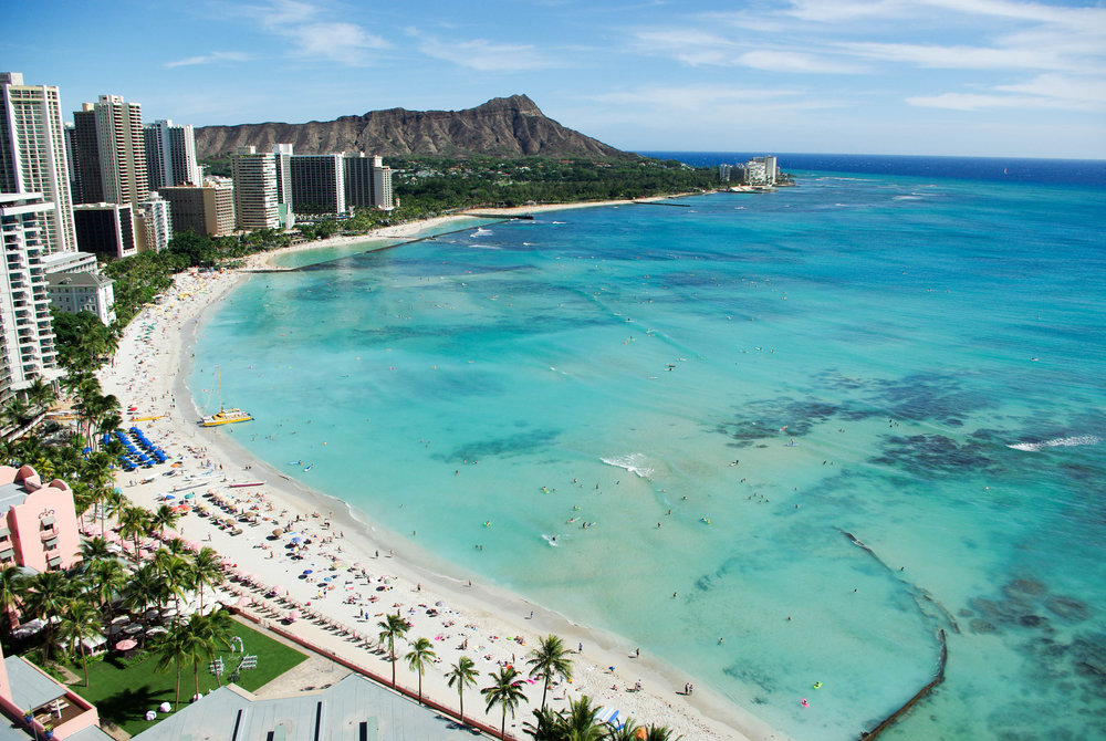 Getty Images - Oahu, Hawaii