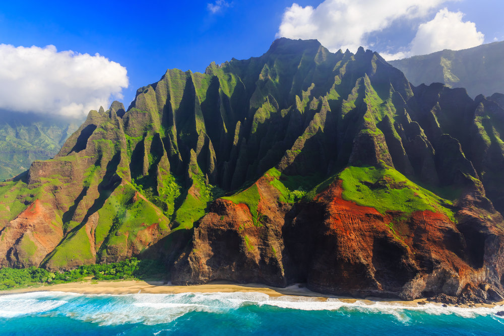 Getty Images - Na Pali Coast - Kauai, Hawaii