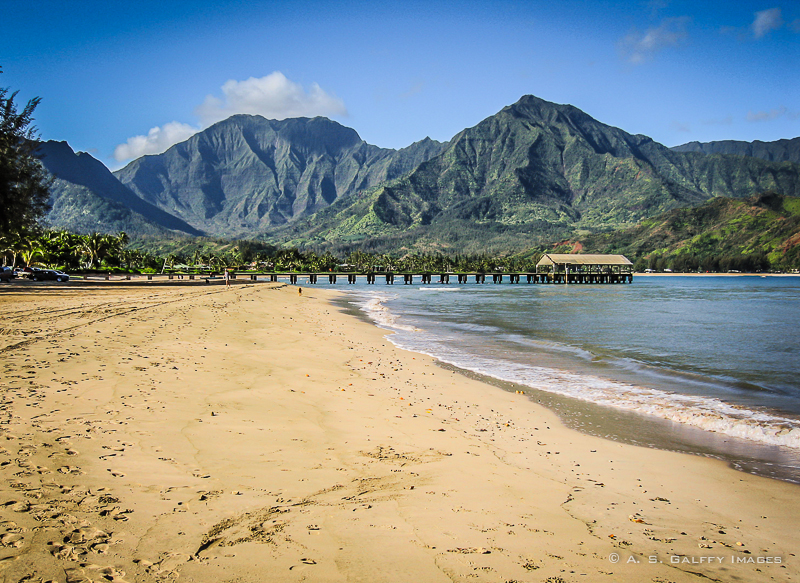 Getty Images - Hanalei Beach - North Shore