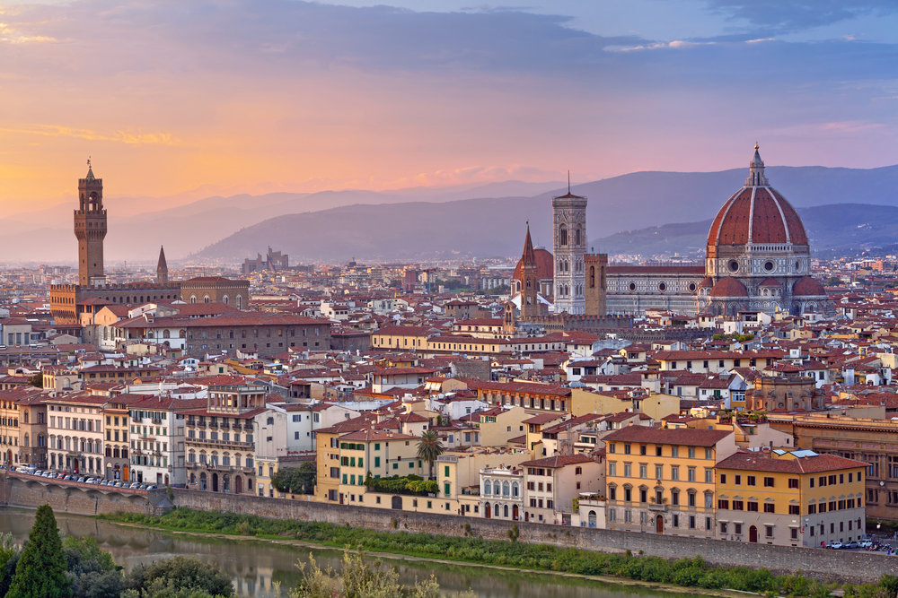Photo by Rudy Balasko / Getty Images - Florence, Italy